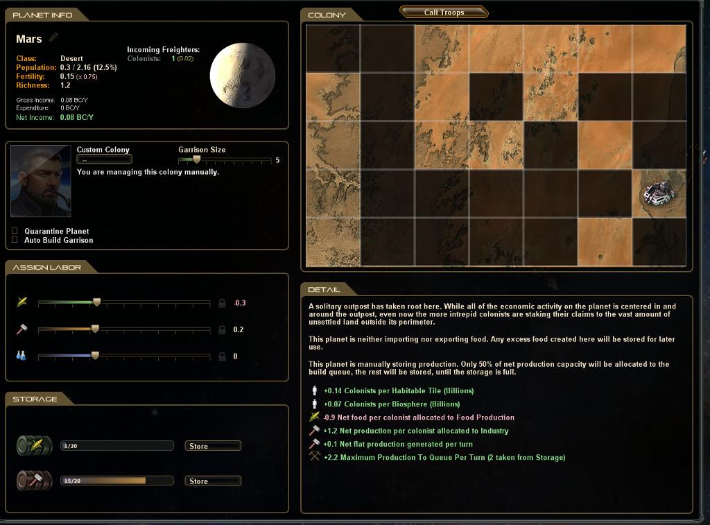 Venus 03 ColonyScreen