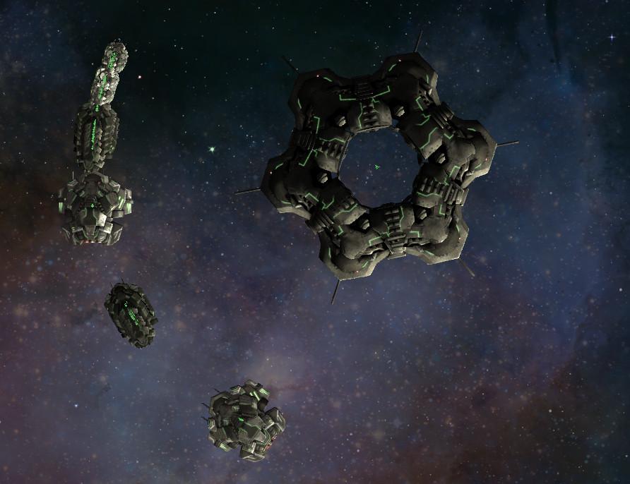 Venus 08 Remnants
