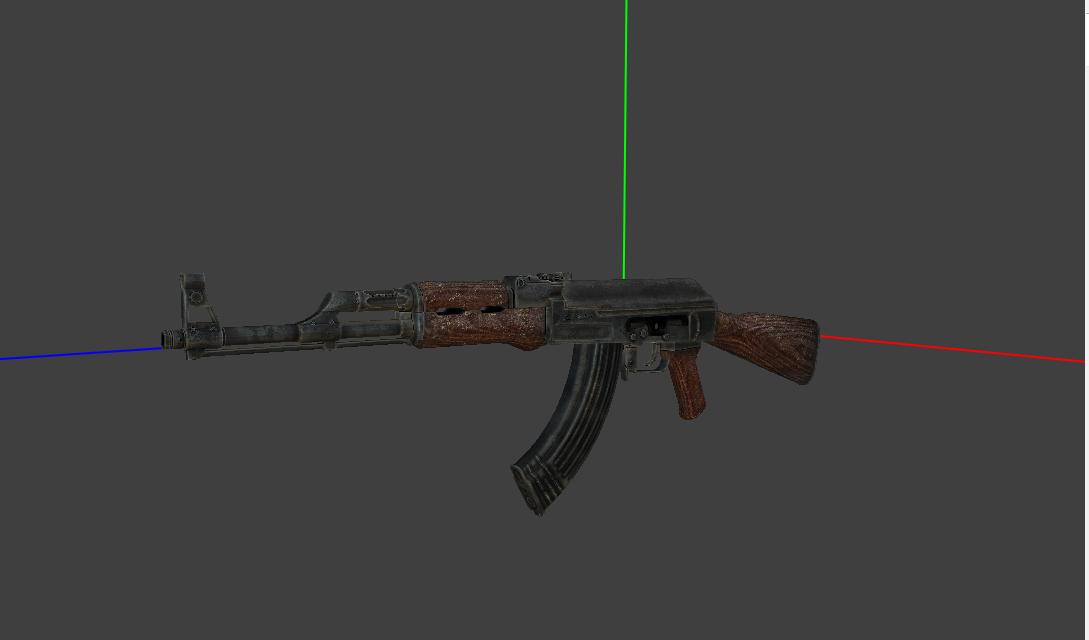 BEST AK-47 image - Frosturation - Mod DB