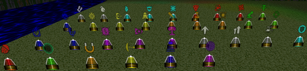 Weapon and Gadget capsules for item randomization and Annihilation Nation