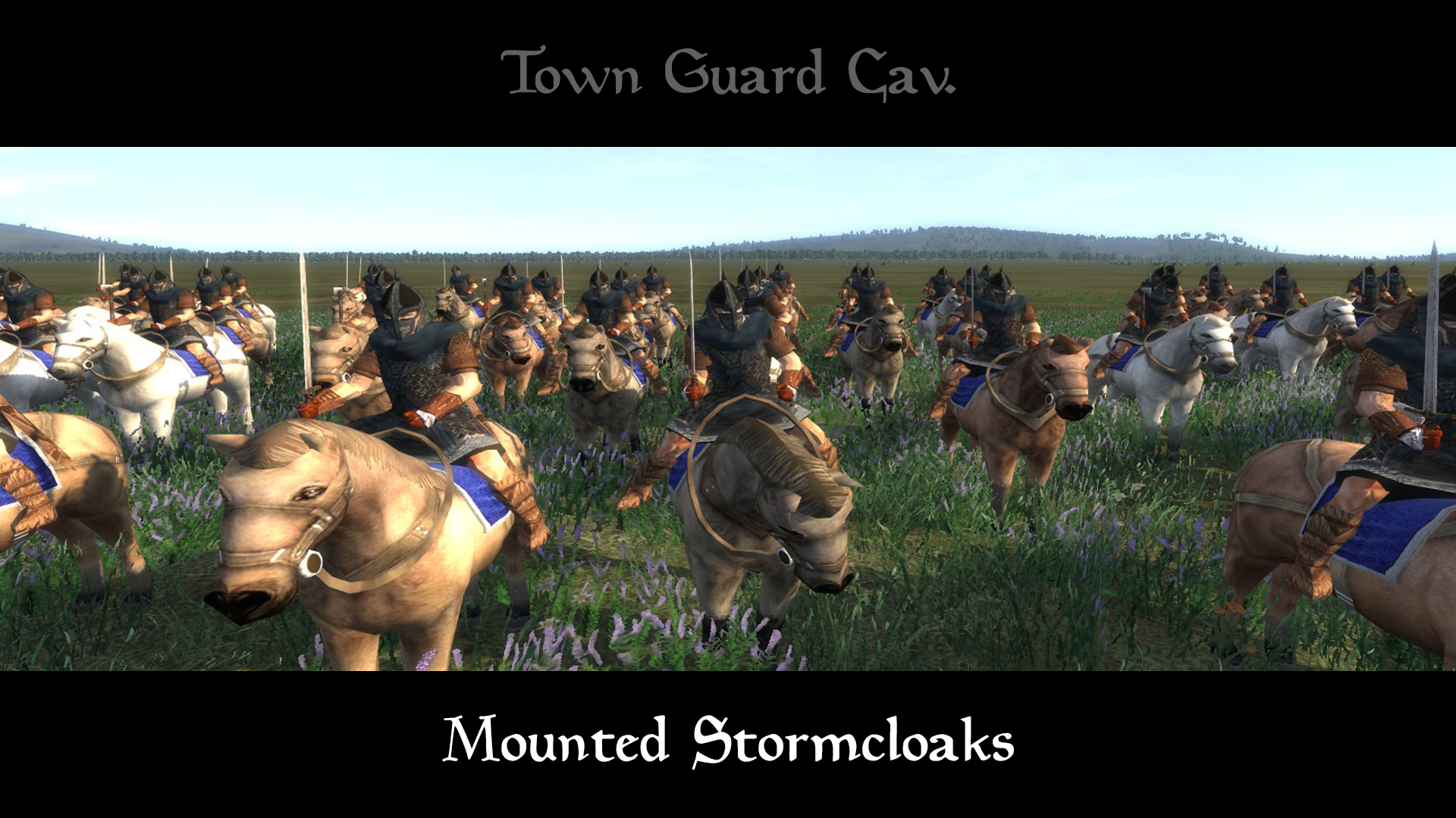 mounted stormcloaks