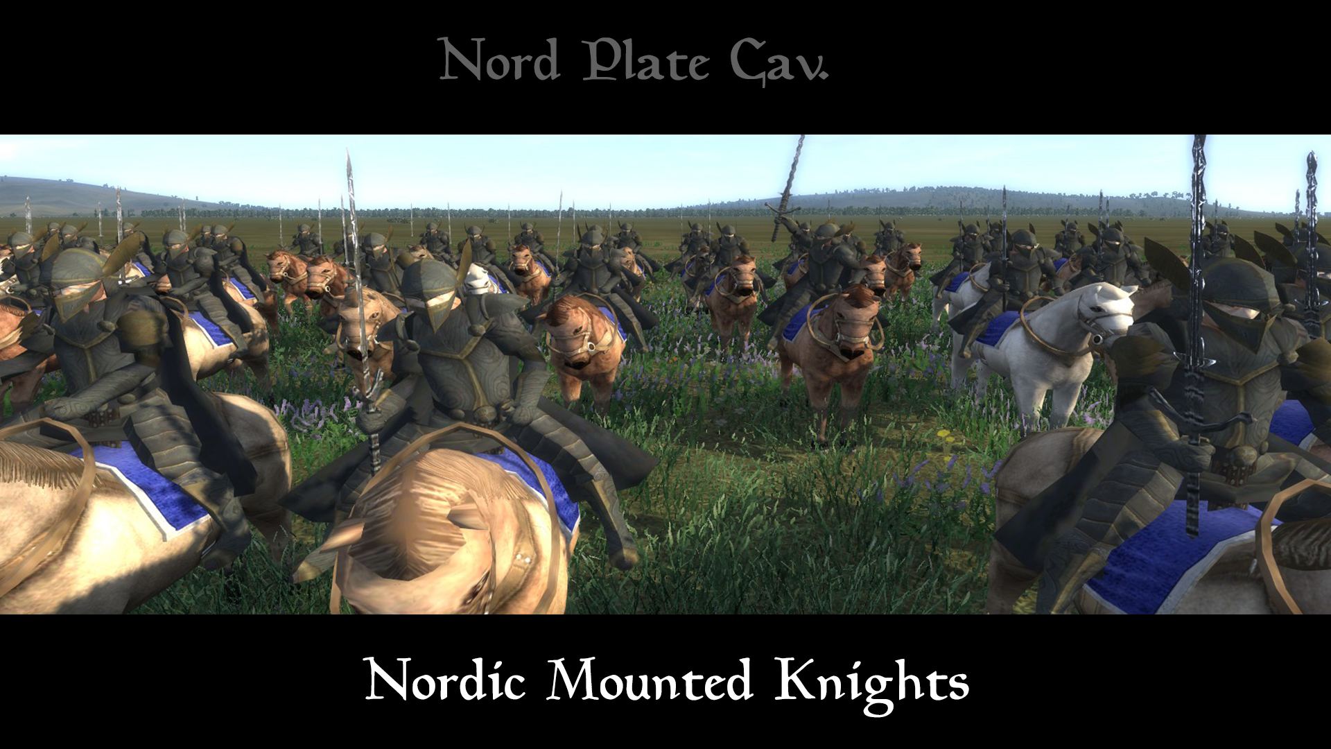 nordic mounted knights