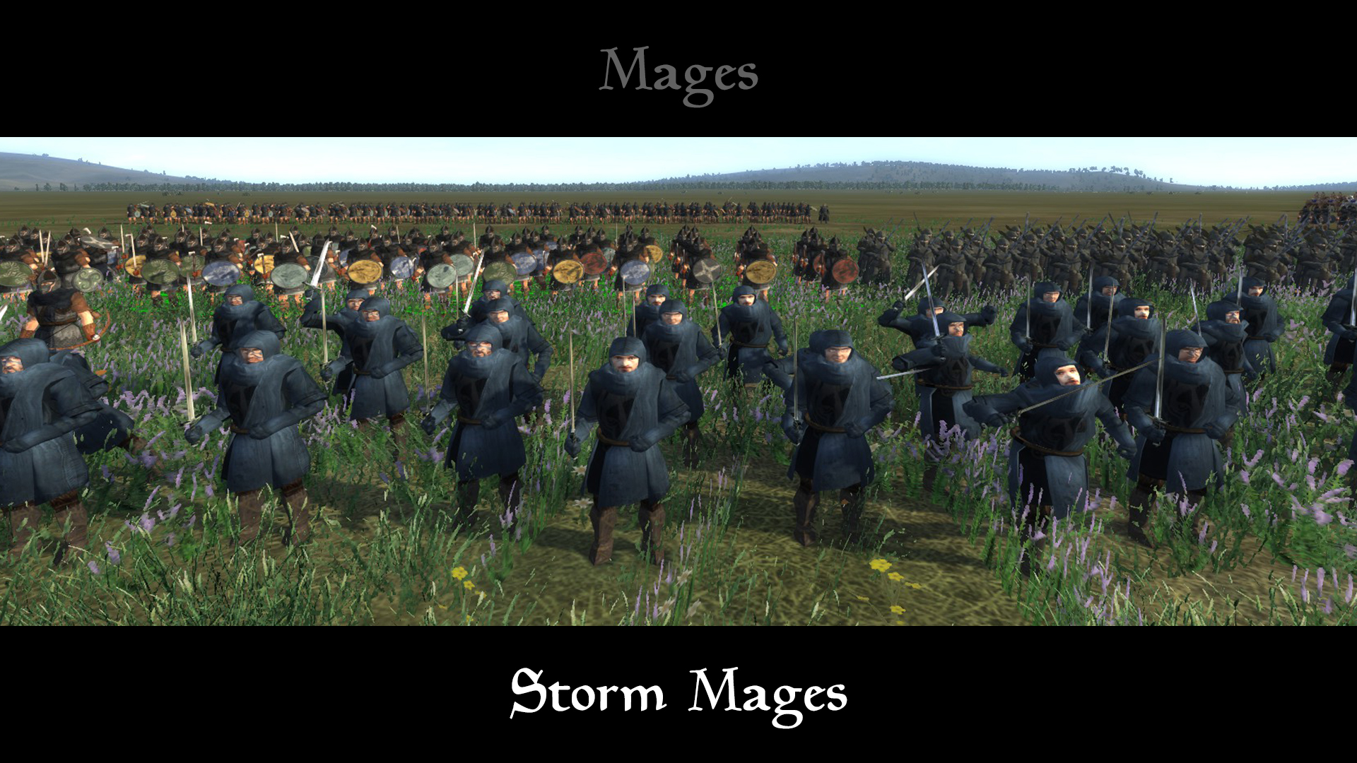 storm mages