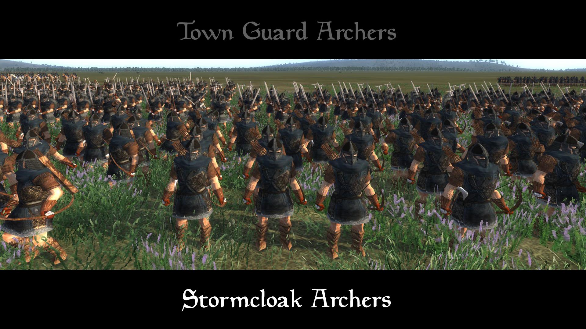 stormcloak archers