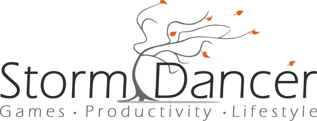 StormDancer - Games, Productivity and Lifestyle