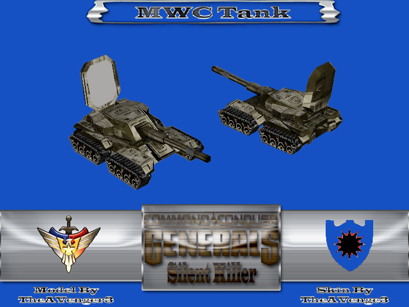 MWCTank NSS