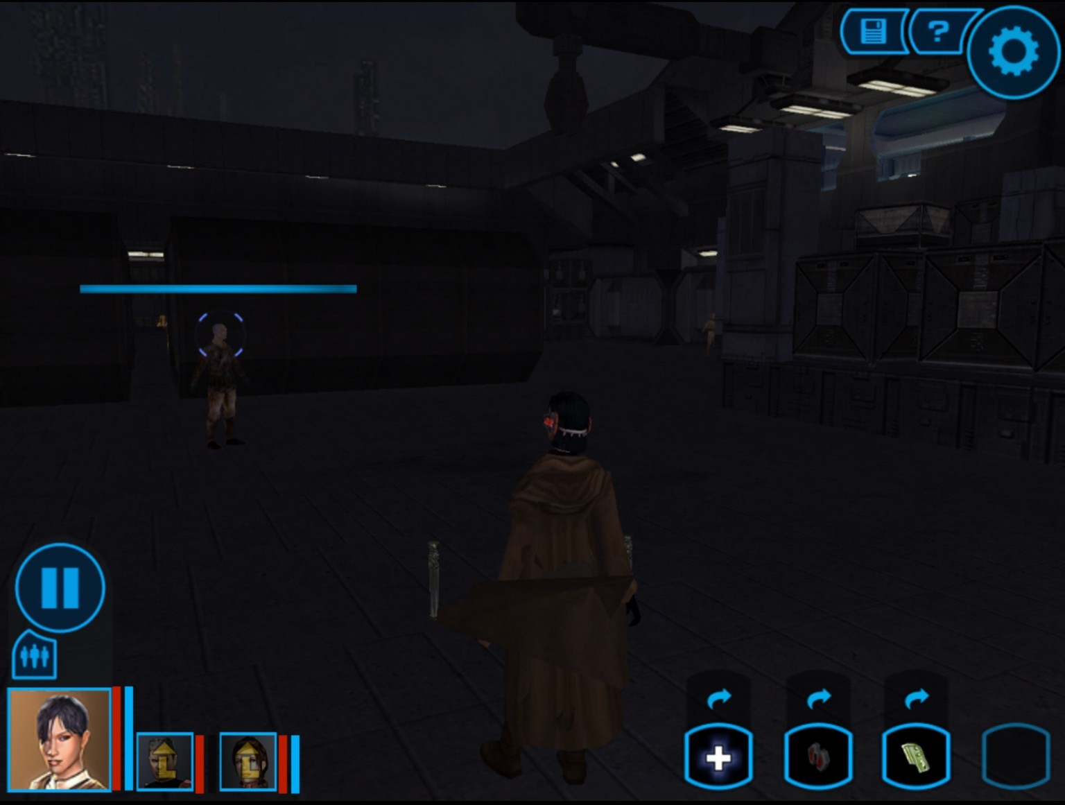Star Wars: Knights of the Old Republic II Windows game