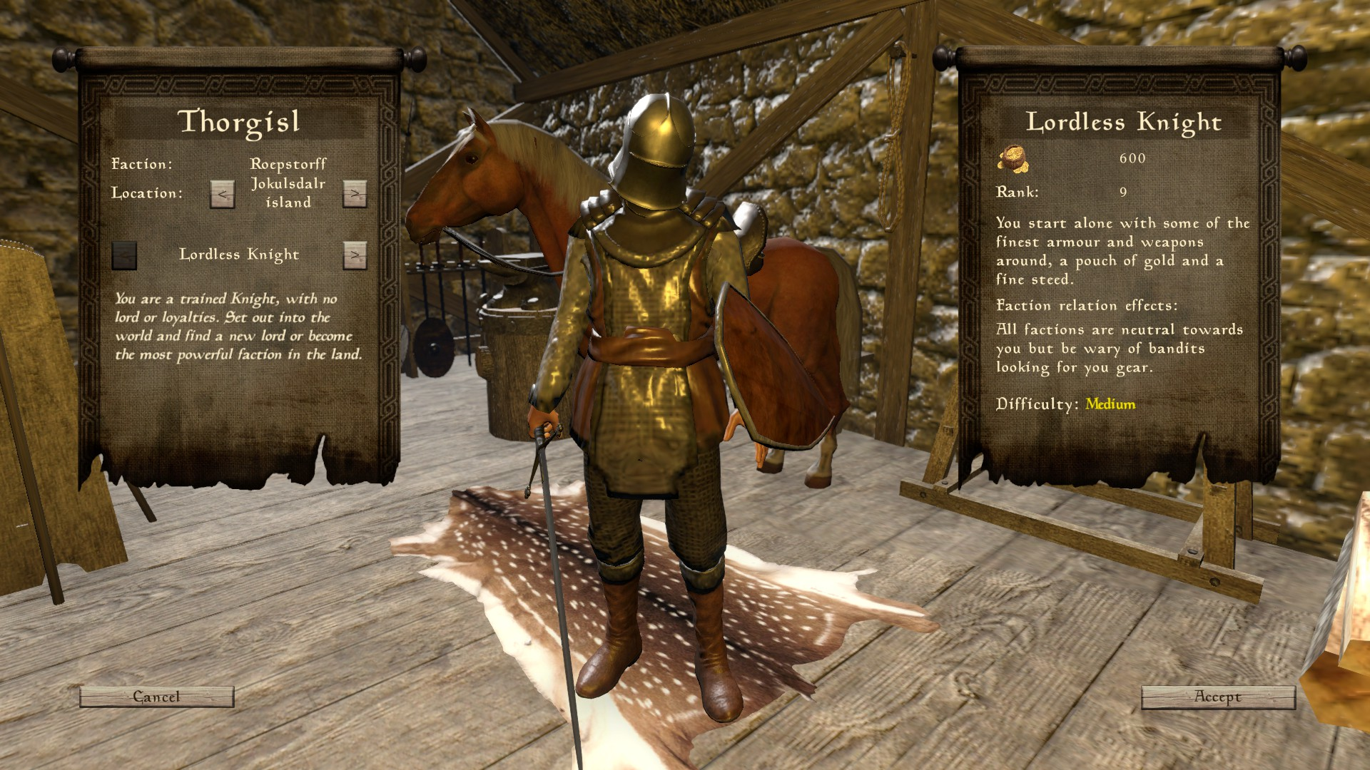 Lordless Knight