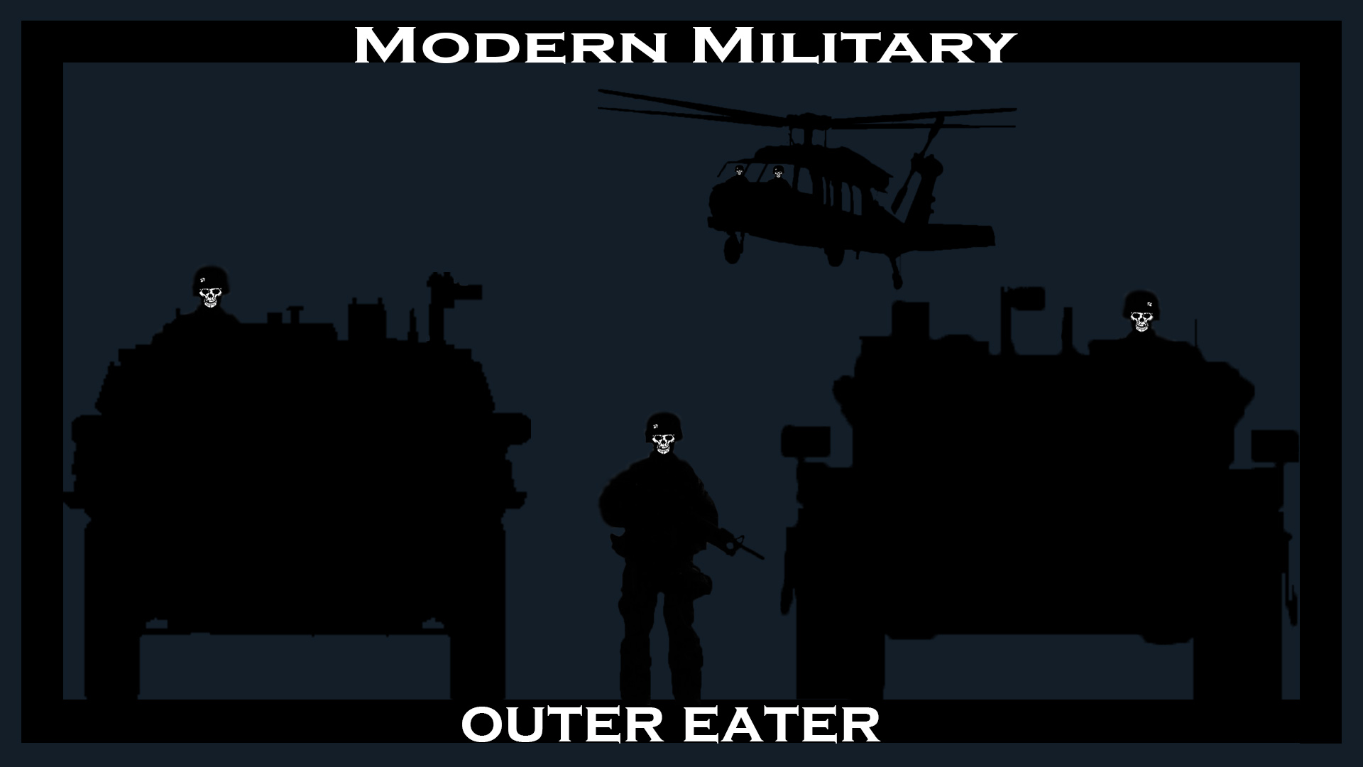 Copertina 1 modern military