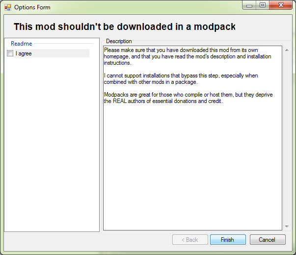 fomod declaration against modpacks