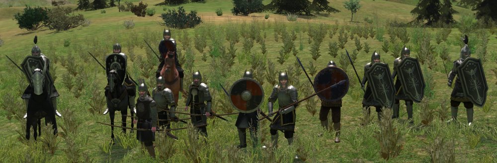 Mount & Blade: Warband Windows game