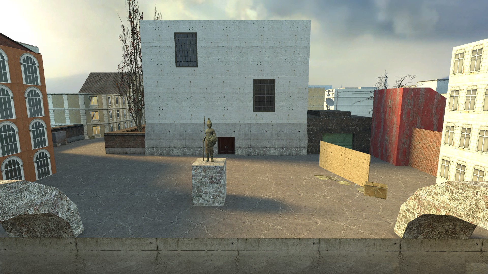 New Venice Plaza