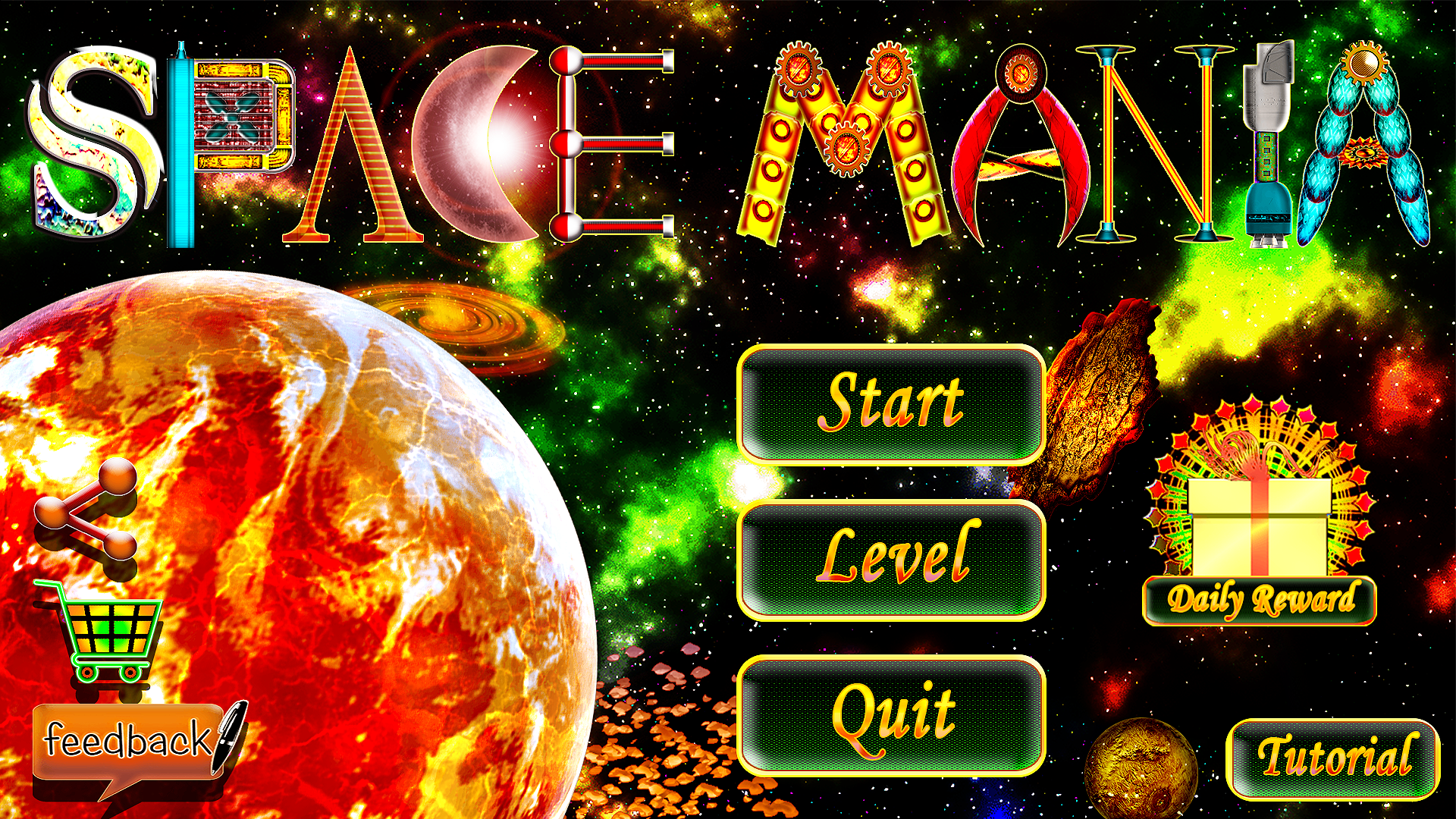 space mania best space game