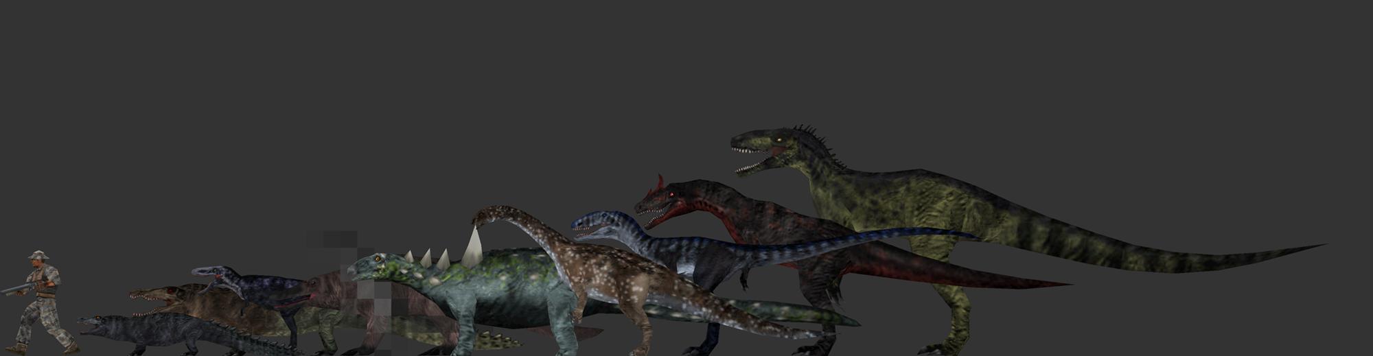 All animal models for Antipodes so far.