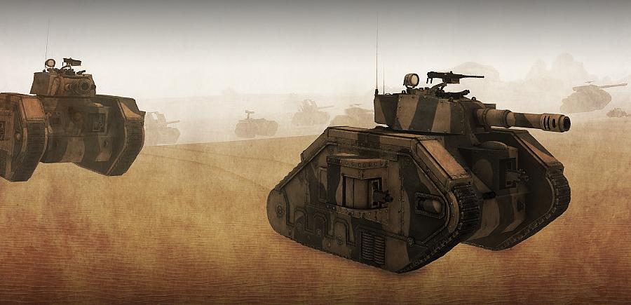 Samarsk Uprising - Wh40k Total Conversion mod for ARMA 3 - Mod DB