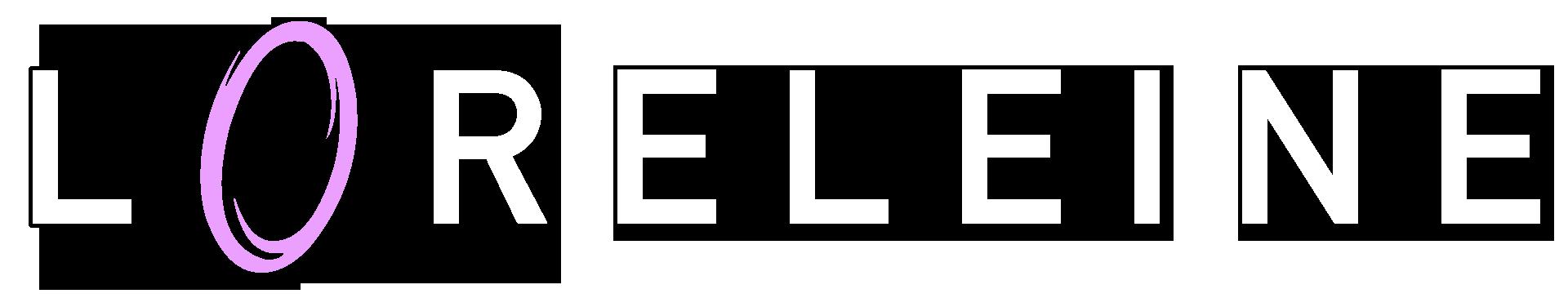 loreleine logo w shade cut