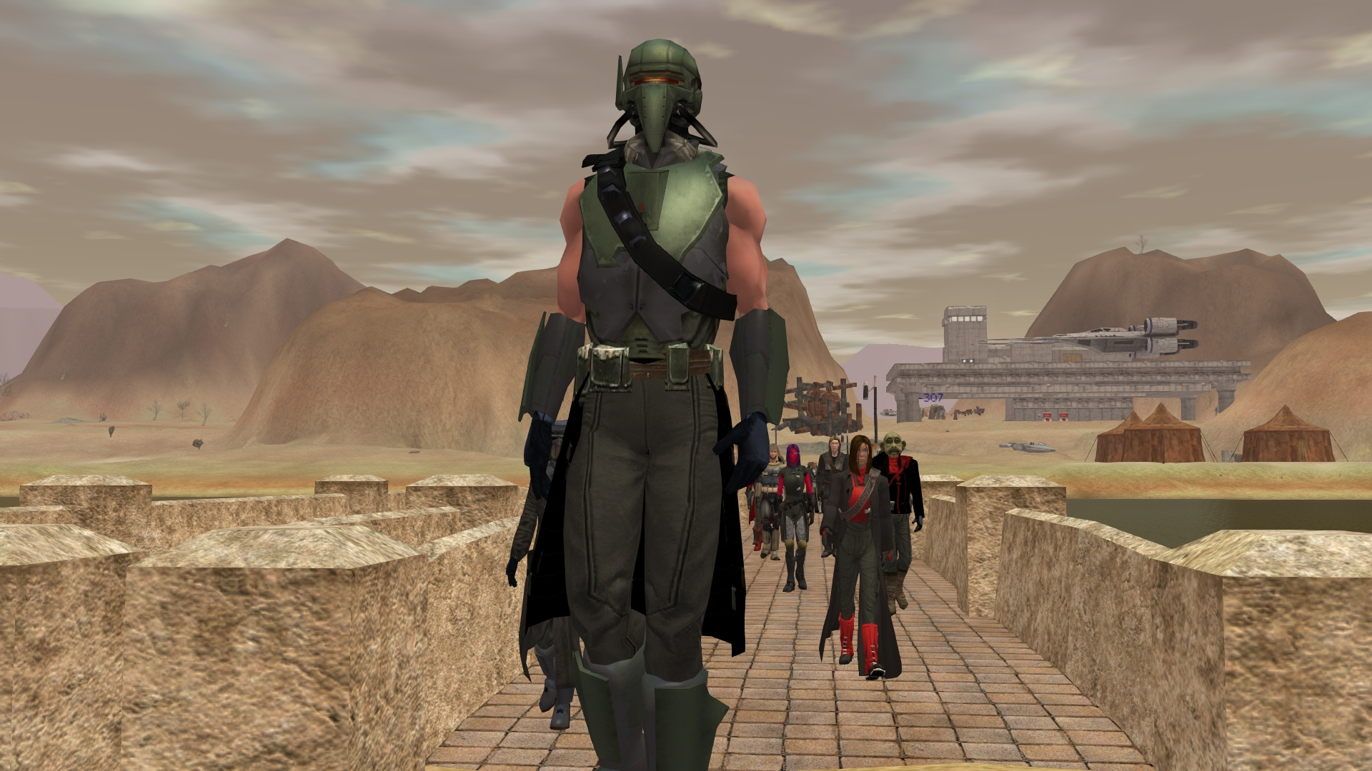 Swg Clone Wars Mod: Star Wars Galaxies: Empire In