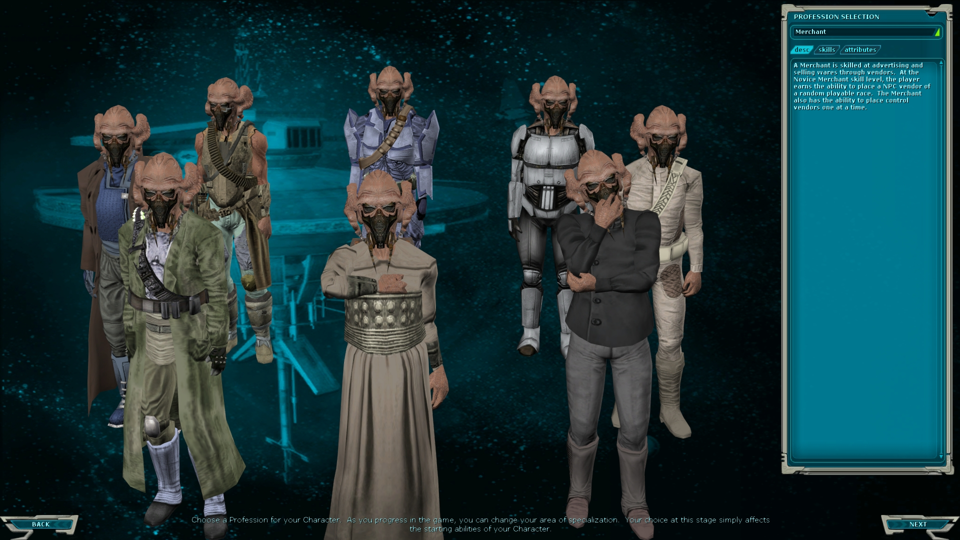 GCW System Q&A feature - Star Wars Galaxies: Empire in