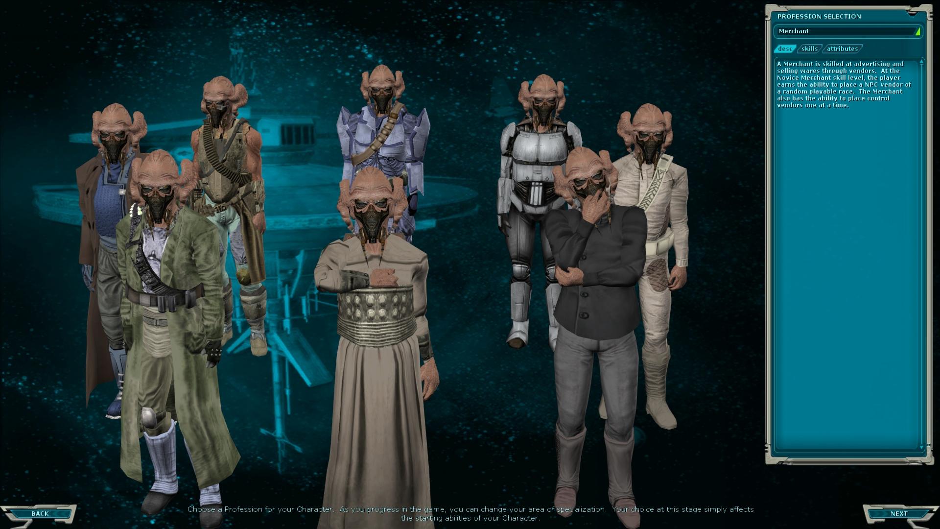 Star Wars Galaxies: Empire In