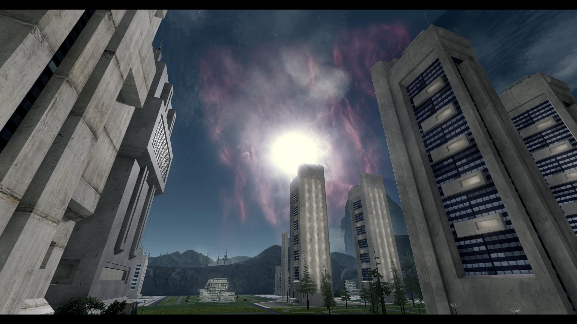 City view of TC_Outskirts
