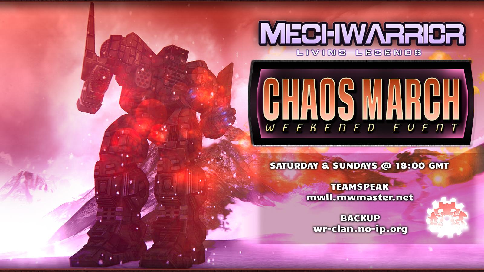 ChaosMarch Ad Icon