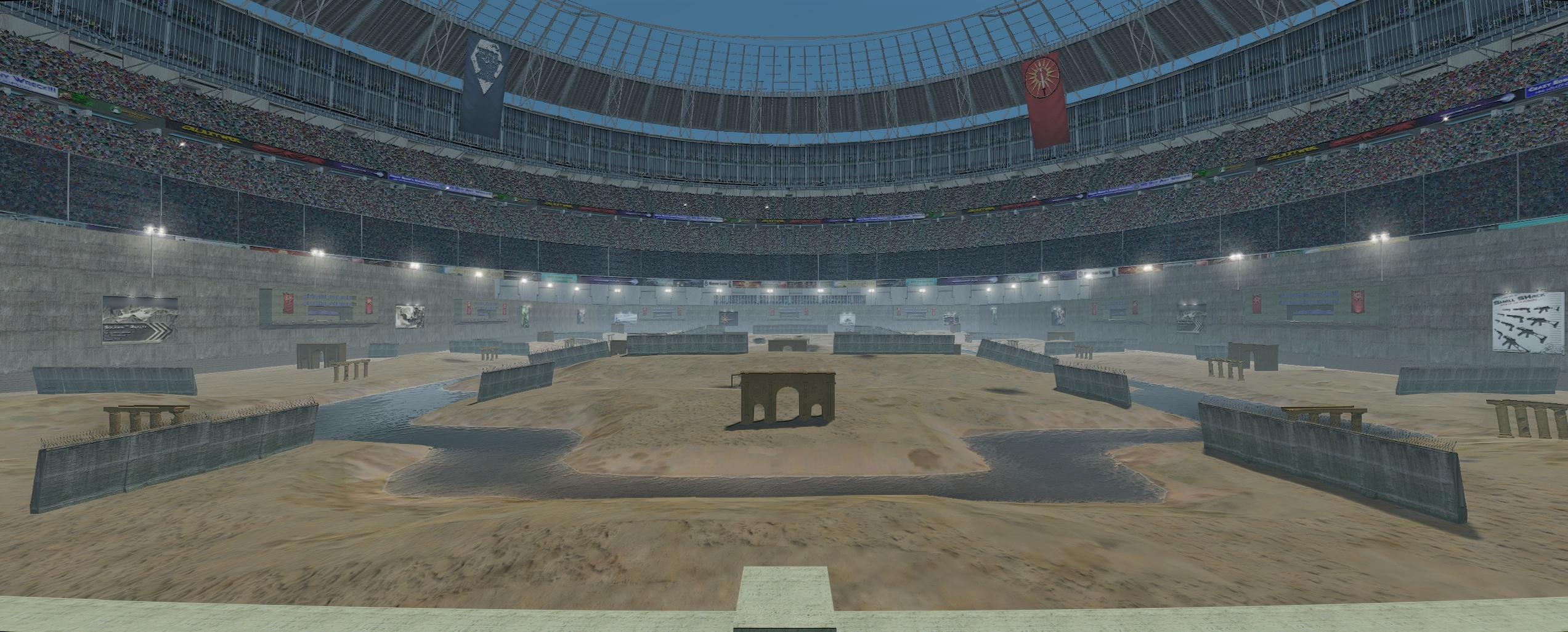 SA Gladiator overview
