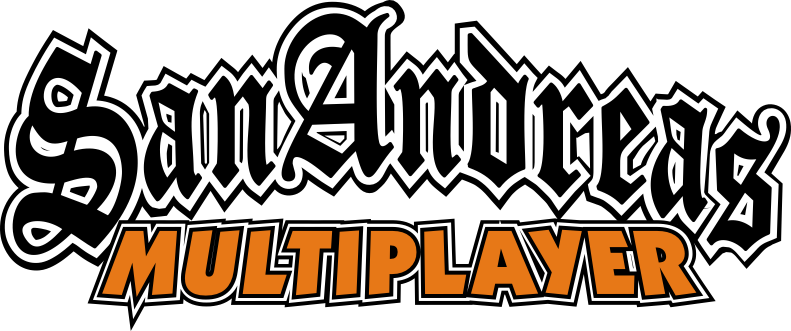 San Andreas: Multiplayer official logo