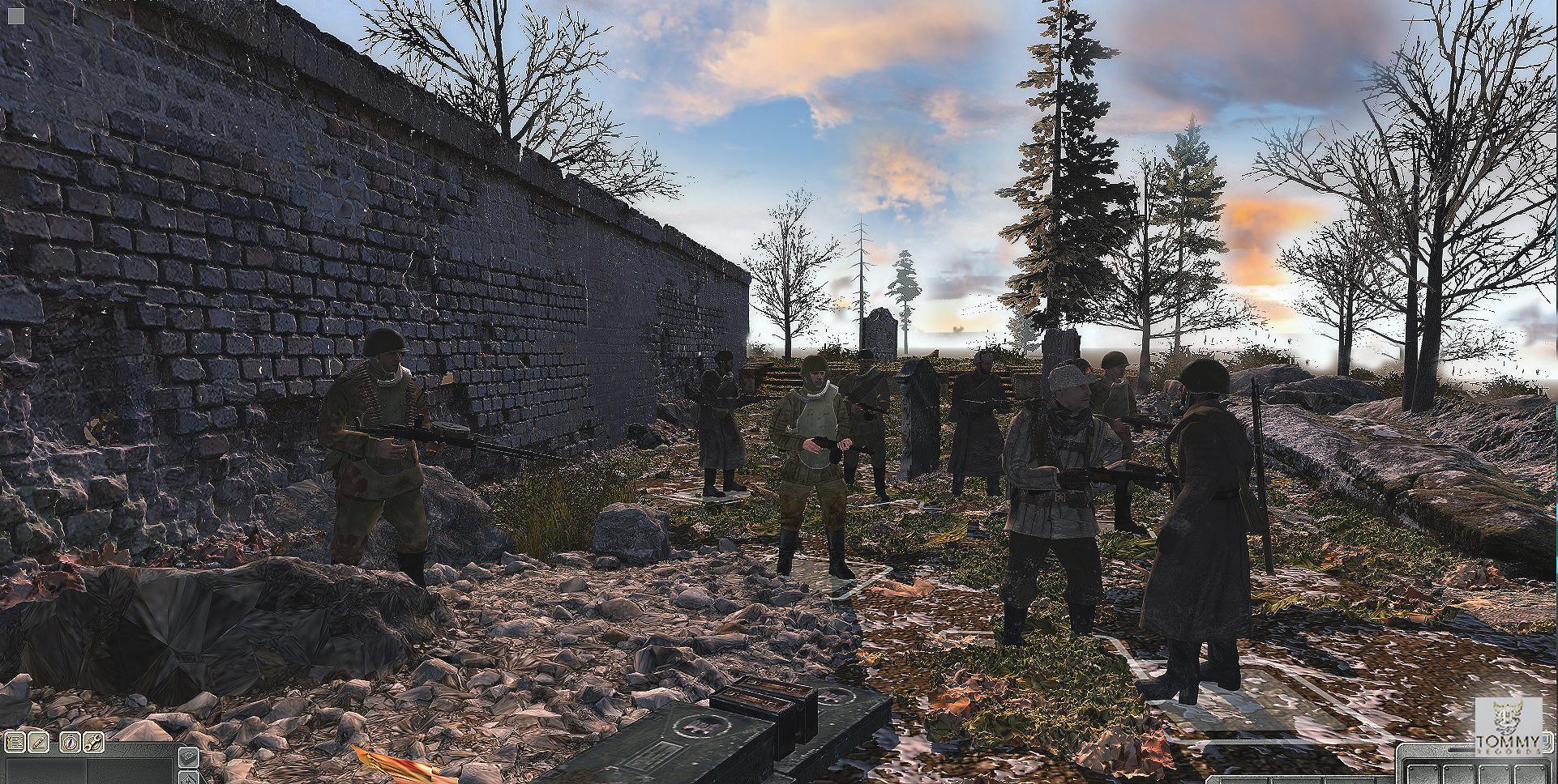 Oroszok egy Budapesti temetben