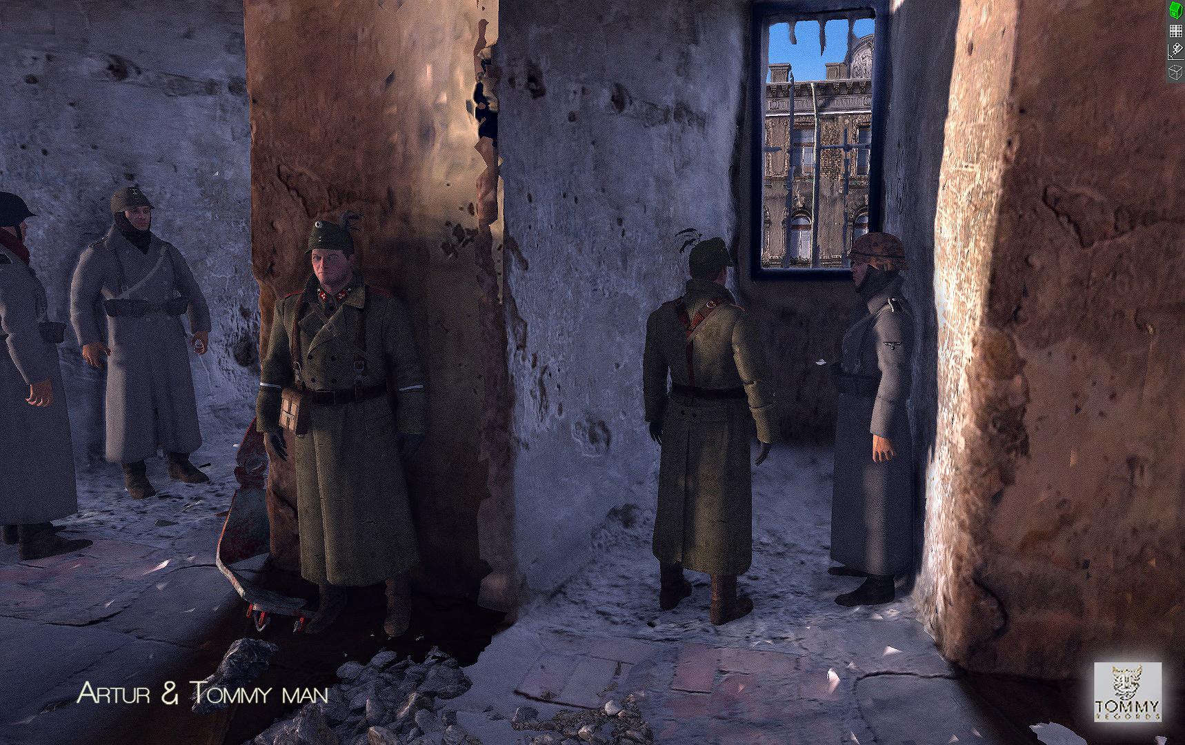 Budapest siege mod,