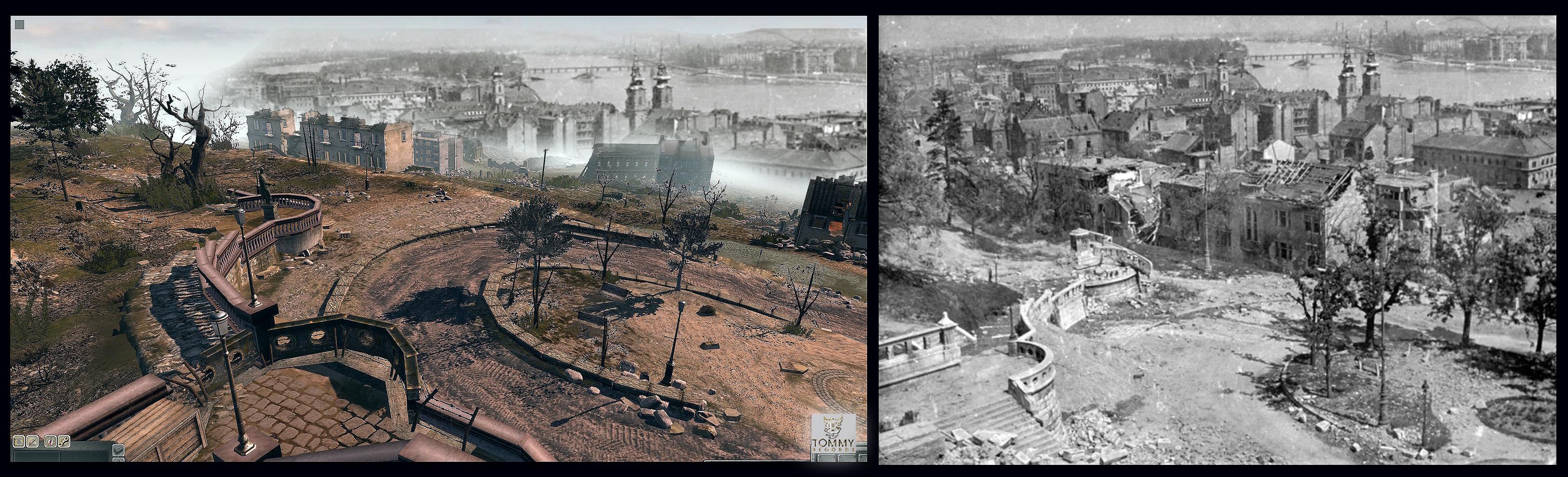 Halász bástya After the siege,
