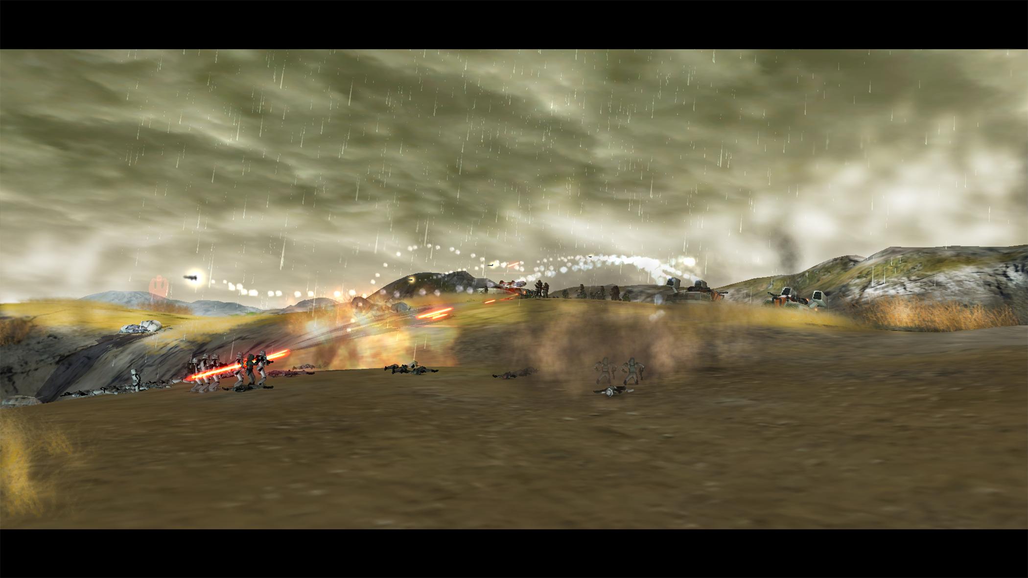 Rebel attack on Nemodia