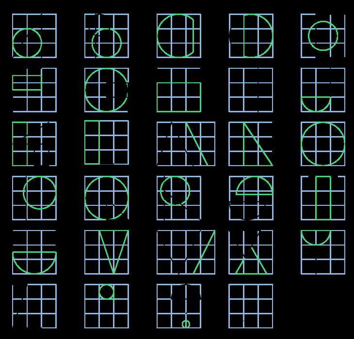 primitive Grid