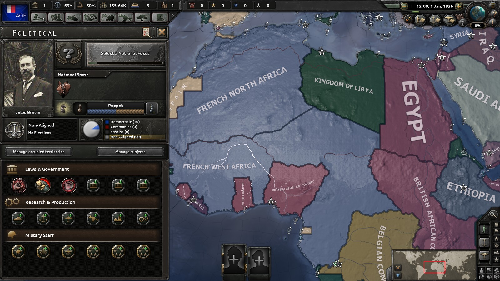The Epic War mod for Hearts of Iron IV - Mod DB