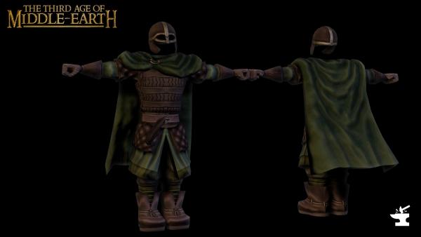 Swordsman Variation 1