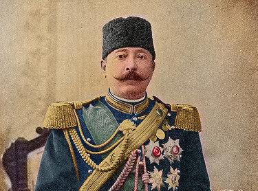Ali Rza Paa Colorized