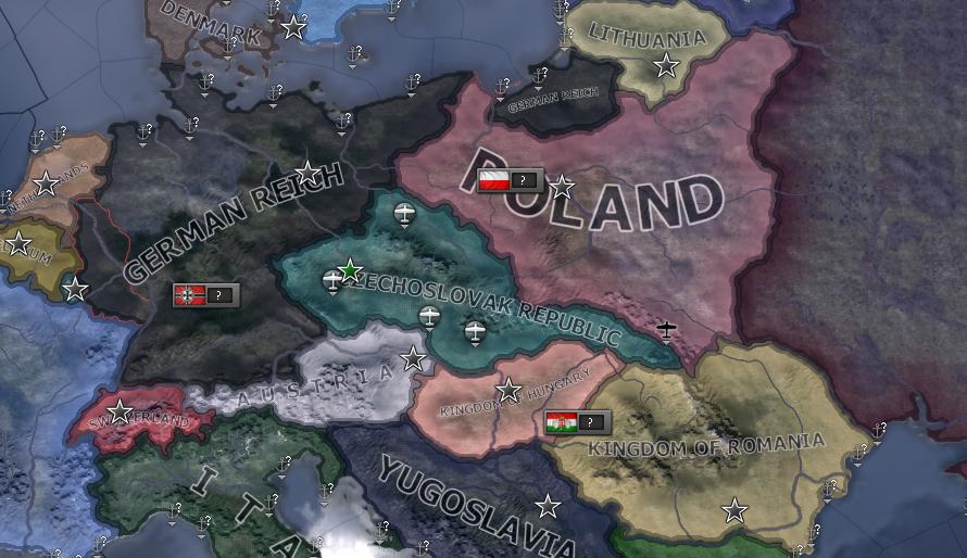 New Borders