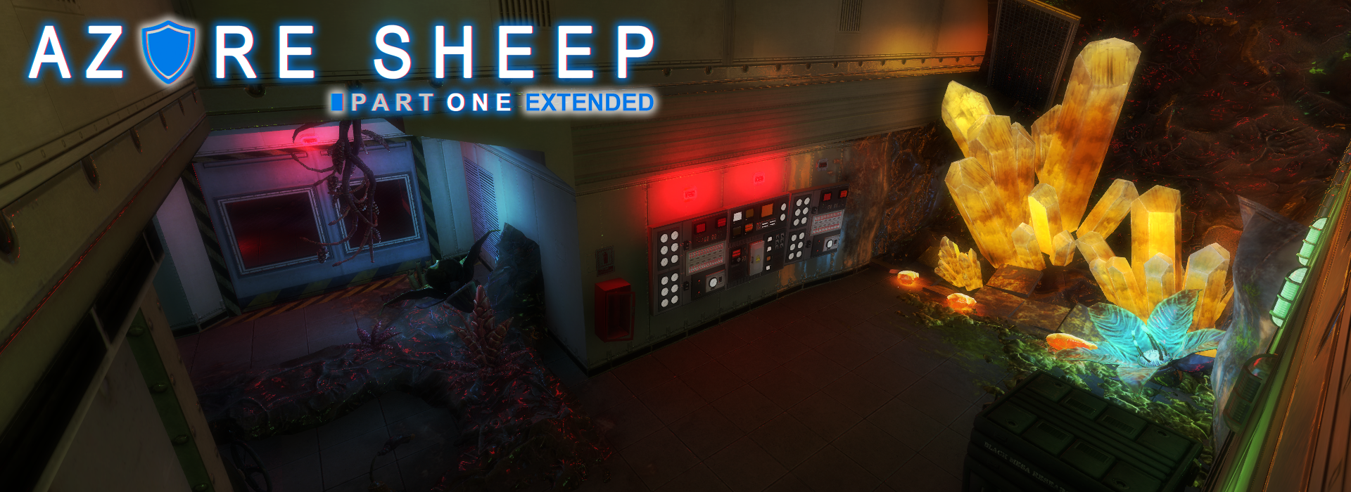 Azure Sheep: Part One Extended Release