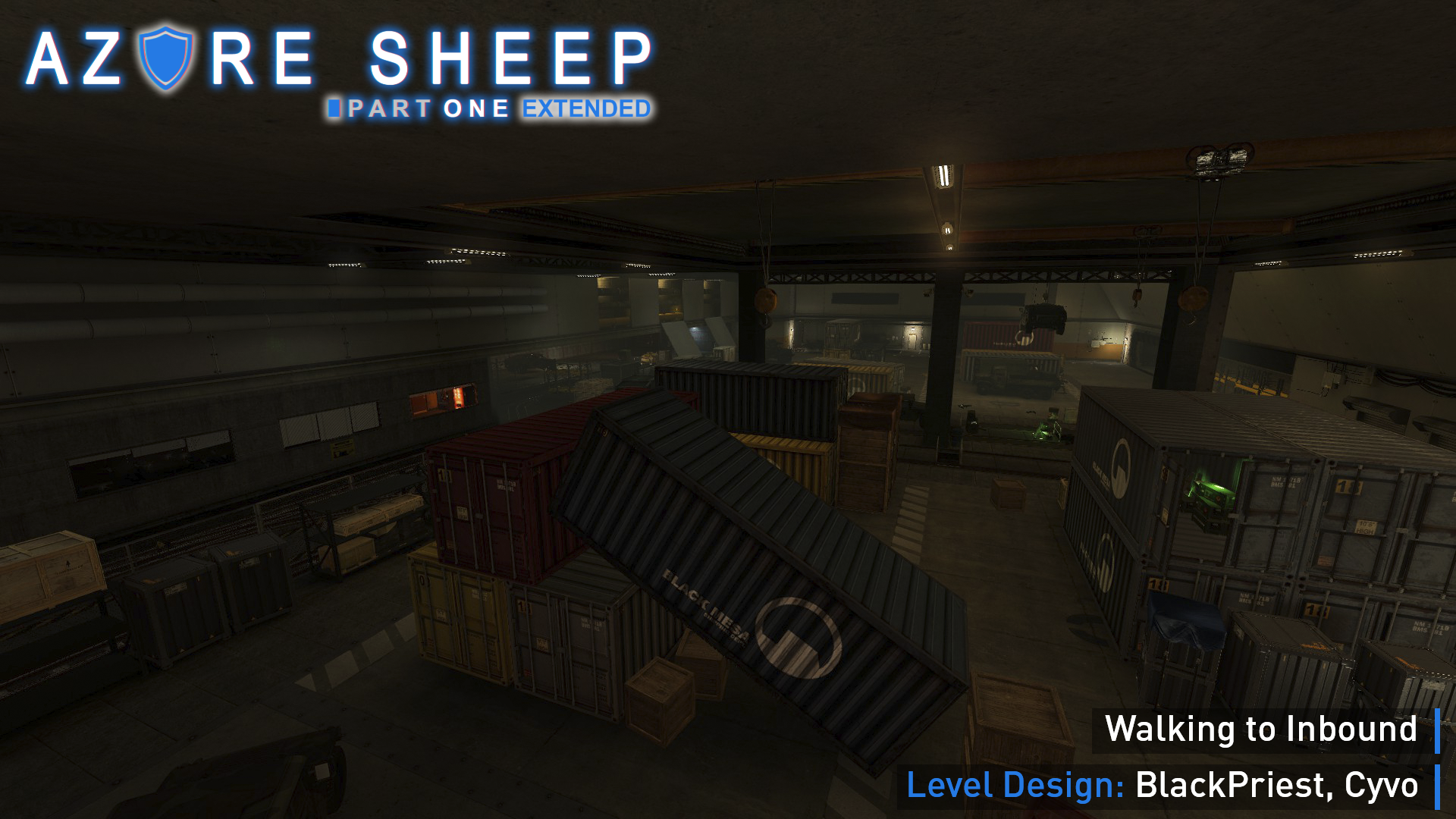 Azure Sheep: Part One Extended