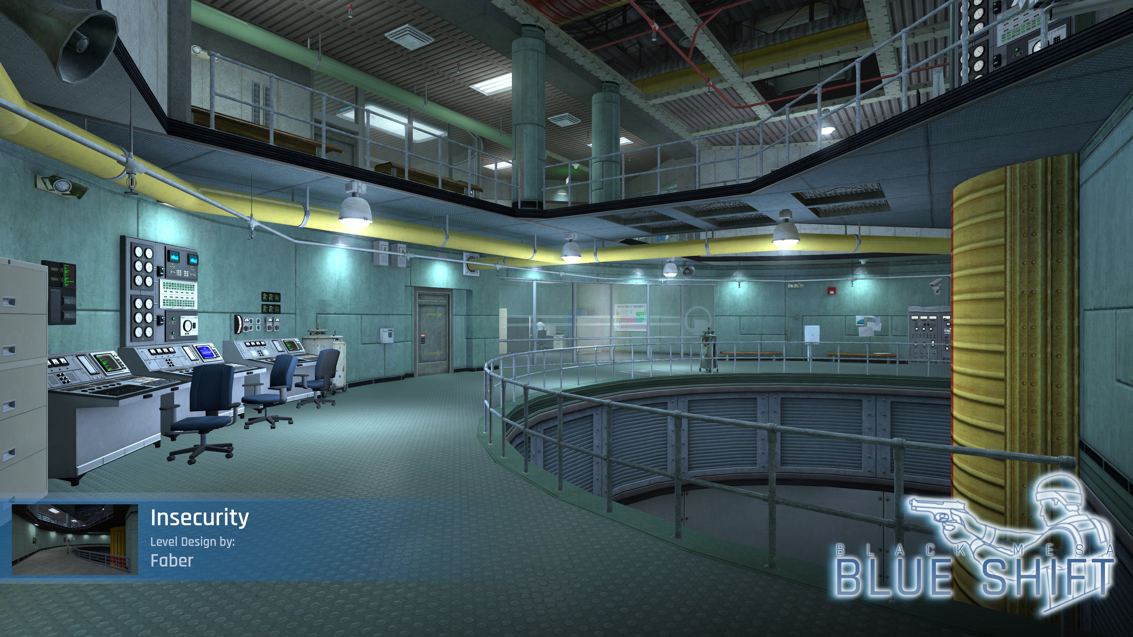 Insecurity - Black Mesa: Blue Shift