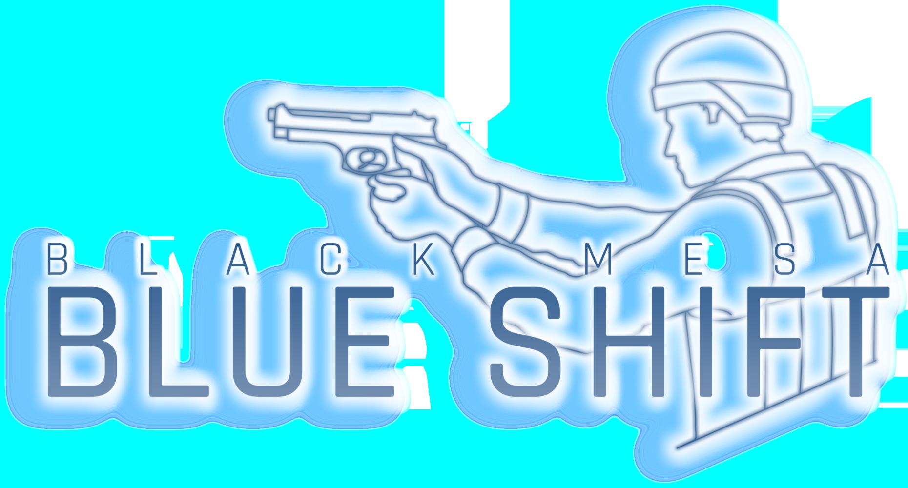 Black Mesa: Blue Shift Logo by Stavaas