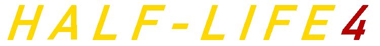 Half-Life 4 Logo