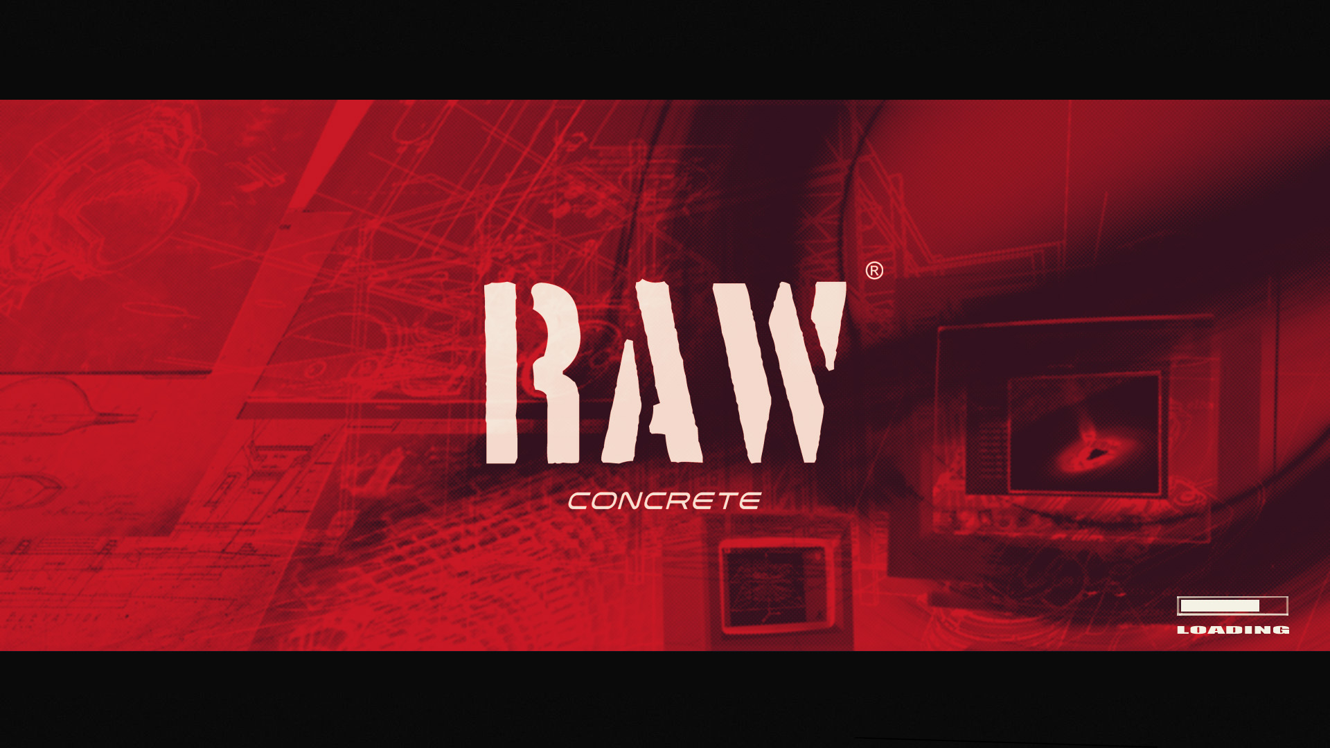 RAWconcrete loadingscreen placeh