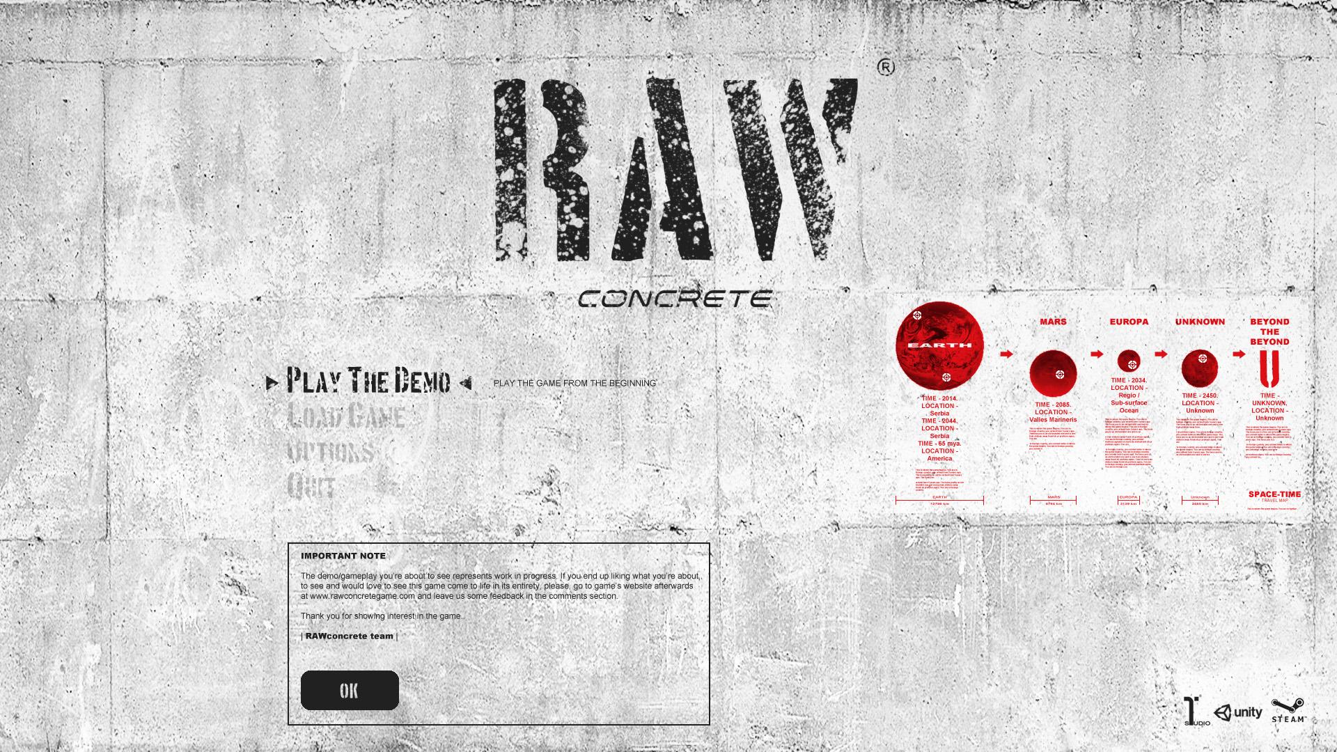 RAWconcrete2Dgame MainMenu4