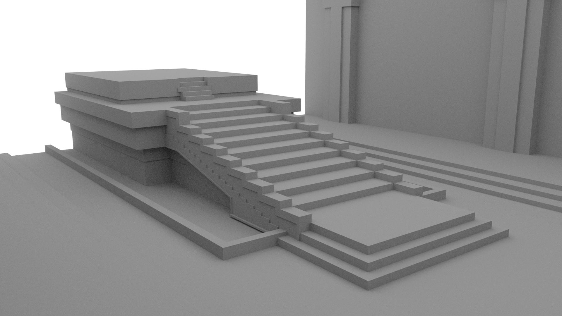Meereen Throne Room WIP