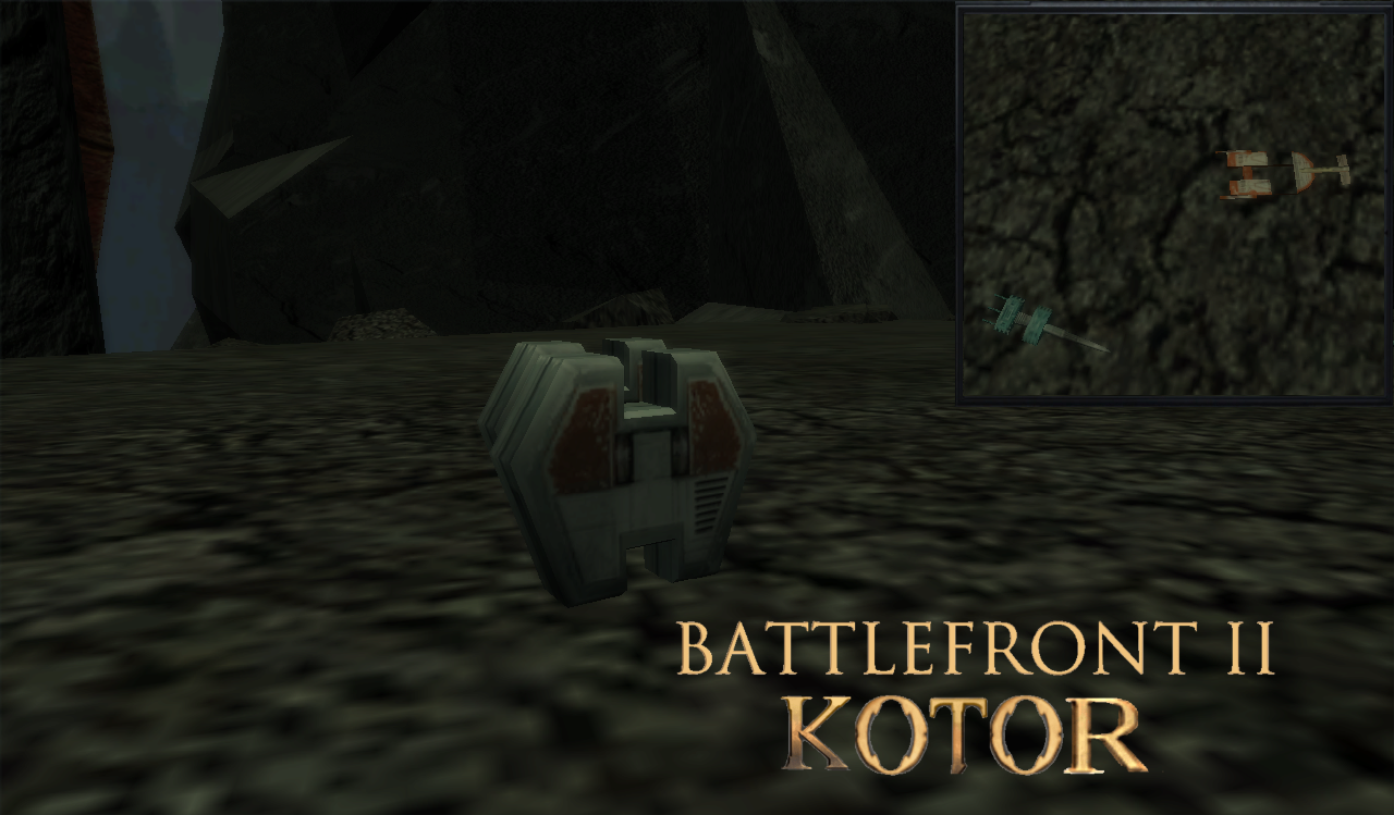 KOTOR Health-Pack and other stuff