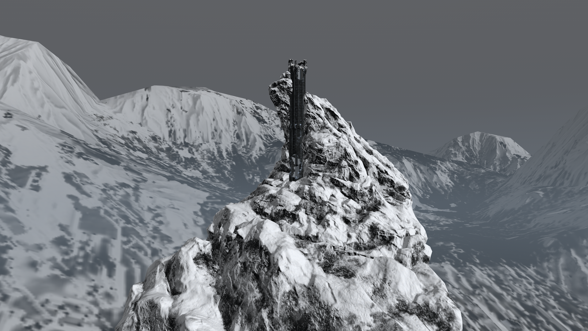 Durins Tower 1