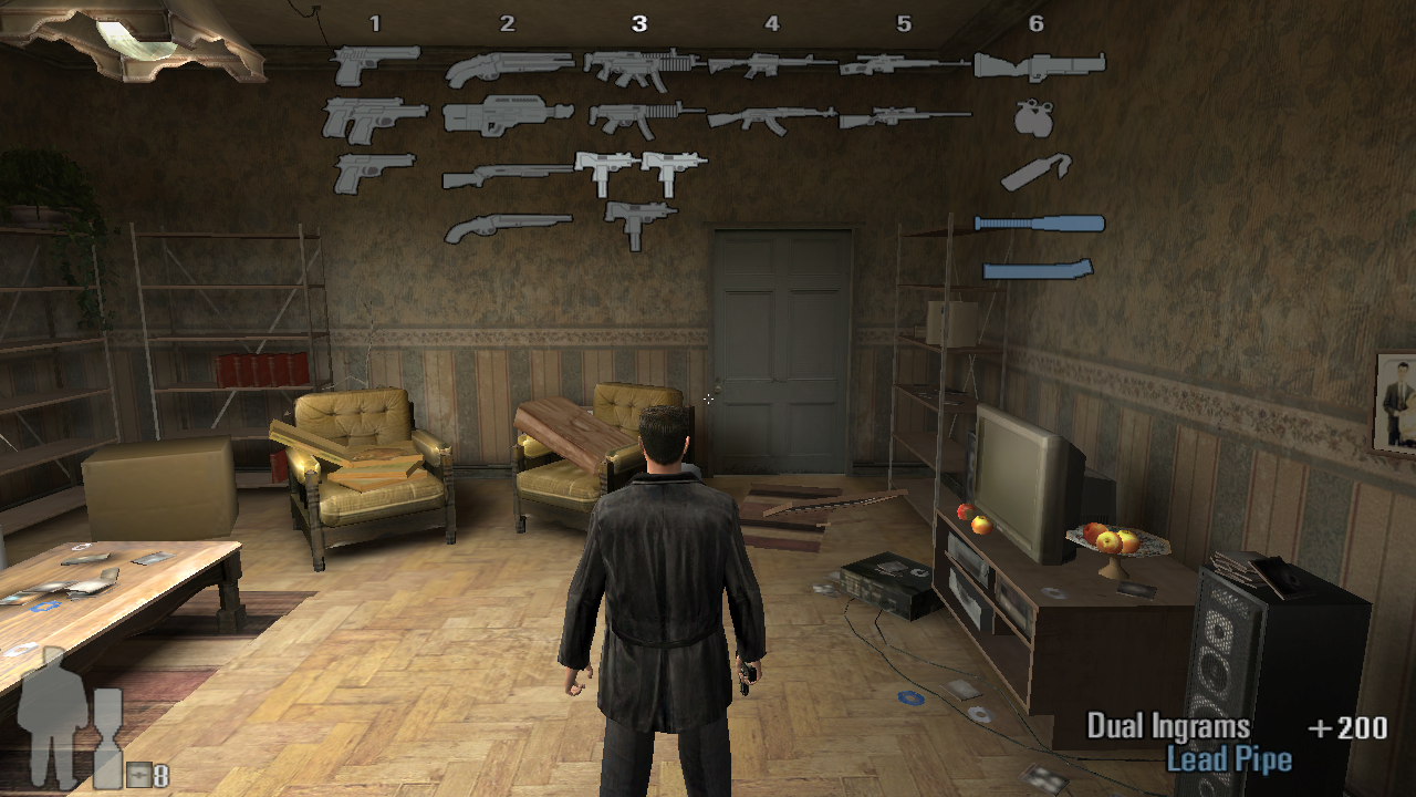 Max Payne 2 Old School Remix Released News Mod Db