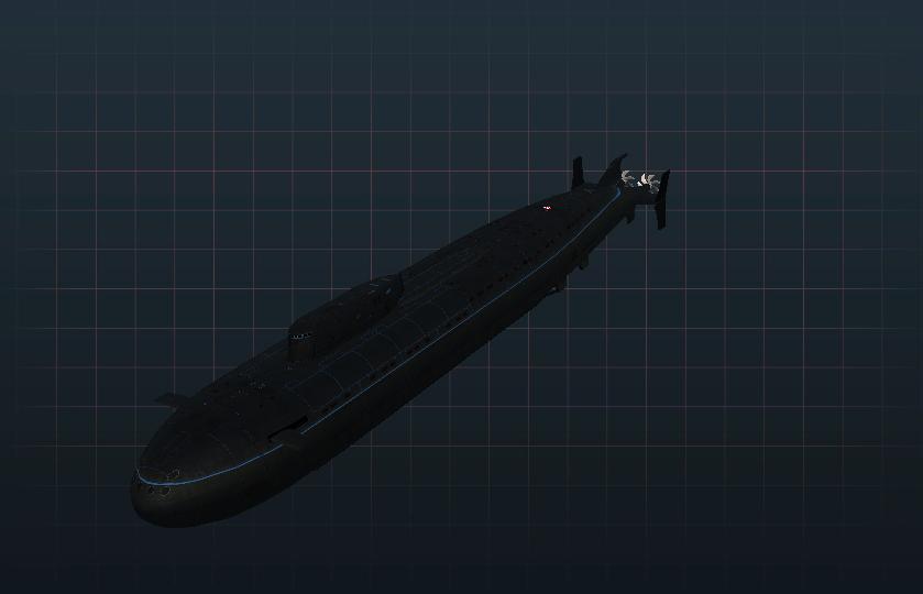 Leviathan SSGN