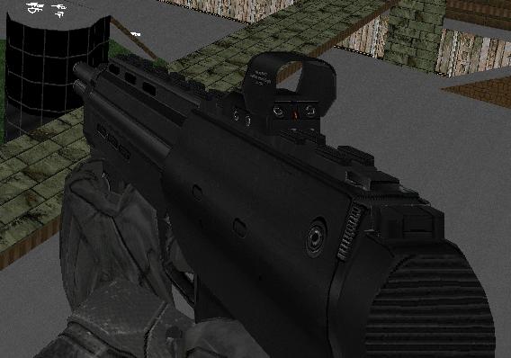 Flechette Gun