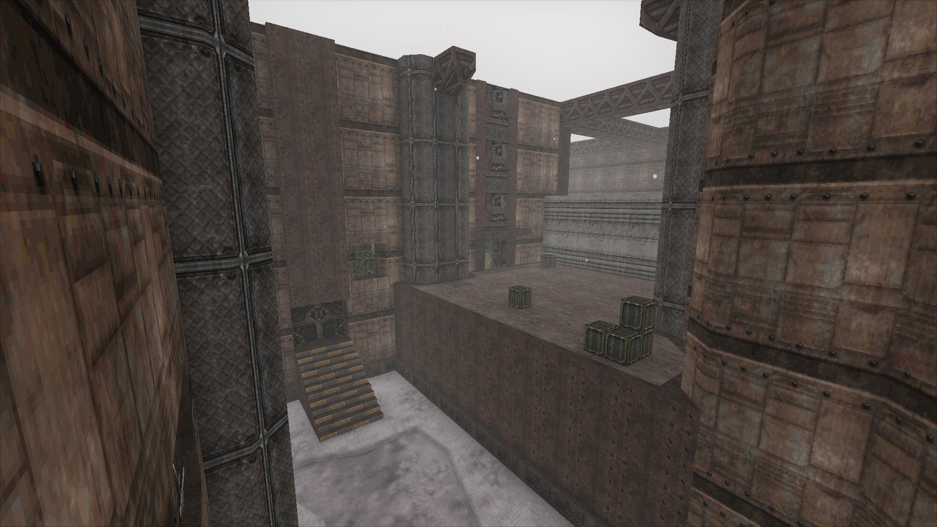 Frozen Facility